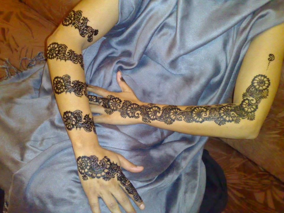 Mehndi Designs Class : Designs of mehndi for eid on foot simple dresses
