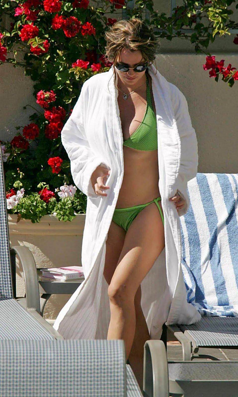 britney spears hot thong bikini green Meat Insertions