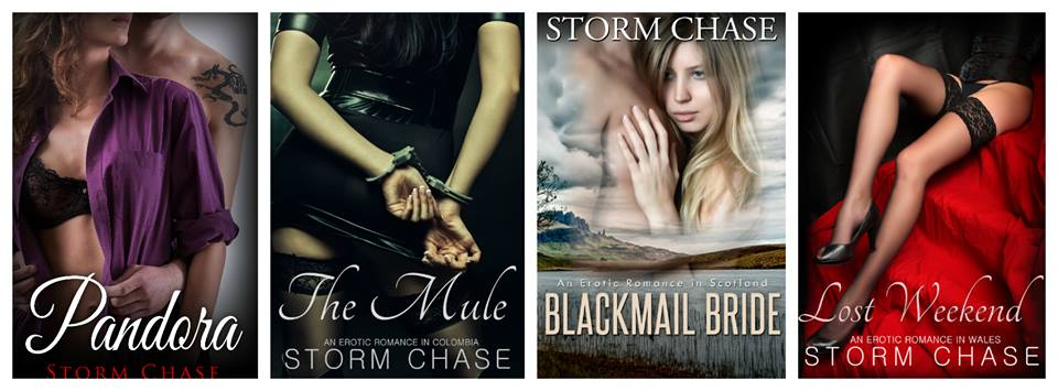 Storm Chase - Romance & Crime