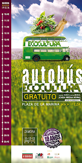 Para Bus Ecocultura 2013