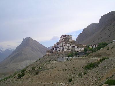 Spiti, Key monastery, offbeat himalayas, offbeat ladakh, ecotourism