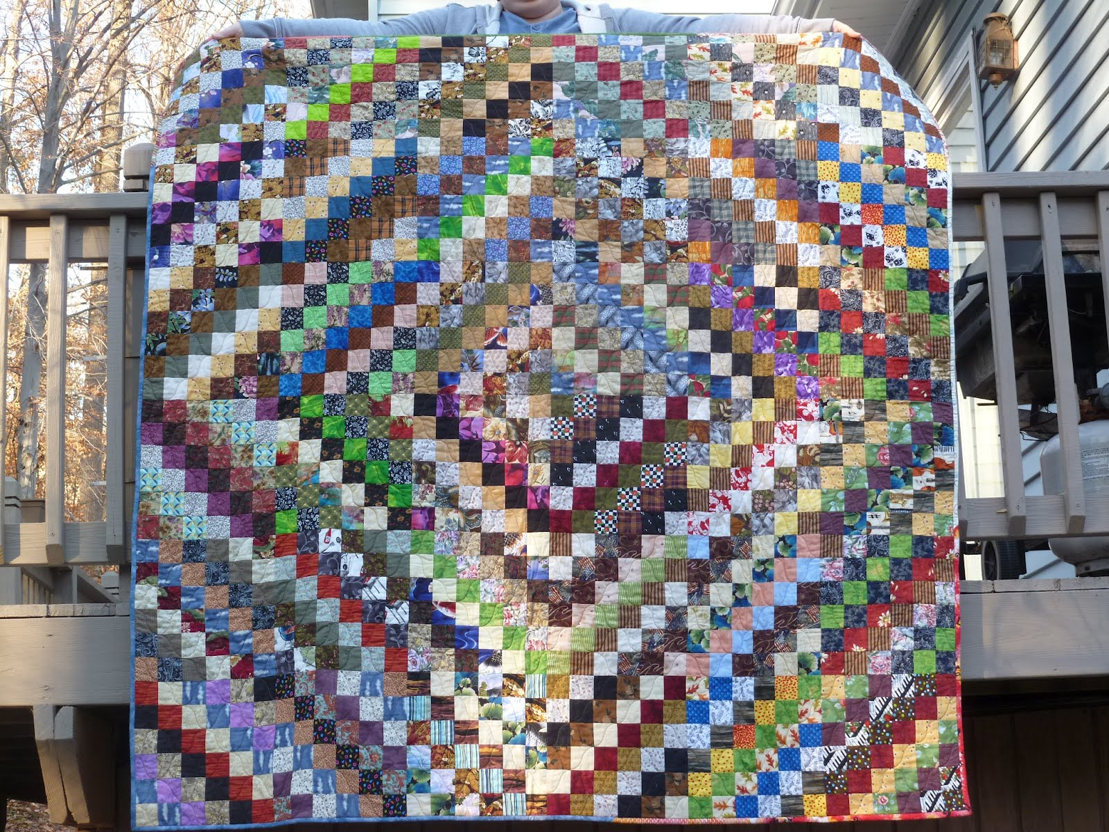 Debby Brown Quilts: March 2012