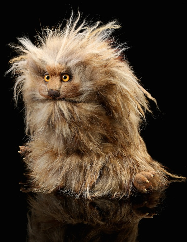 Fizzgig puppet The Dark Crystal