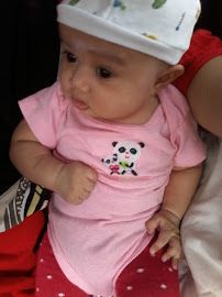 Dhia Batrisyia - 3 month