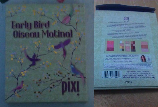 Early Bird Pixi Make Up Kit