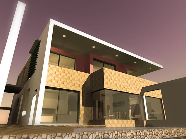 Nomeradona Looking Back My First Render With Vray Sketchup And Podium