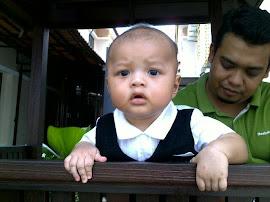My son Rayyan Yusuff