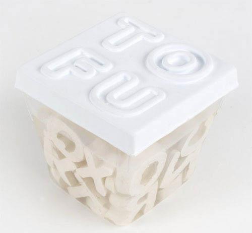 design de embalagem - food packaging design - Tofu