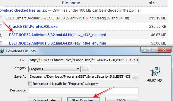 eset smart security 5 download 64 bit