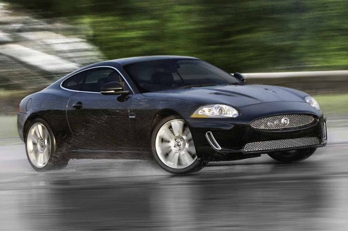 Jaguar XKR New Pictures