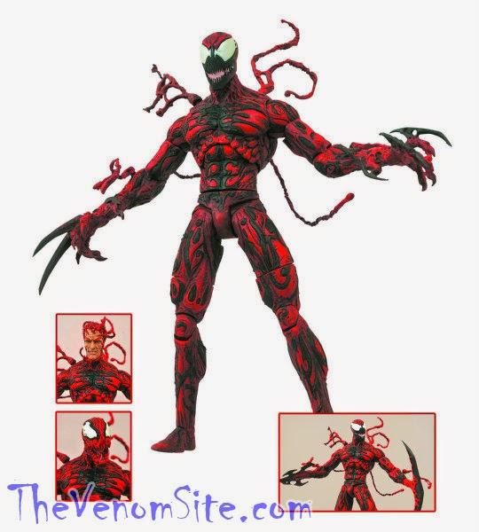 Preorder Marvel Select Carnage from Dork Side Toys