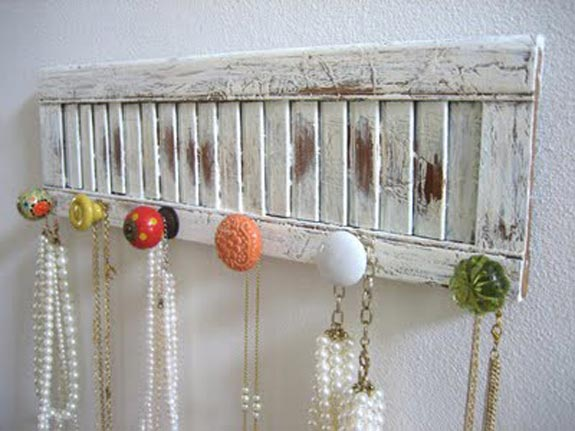 How To Recycle Upcycling Old Window Panel amp Shutters