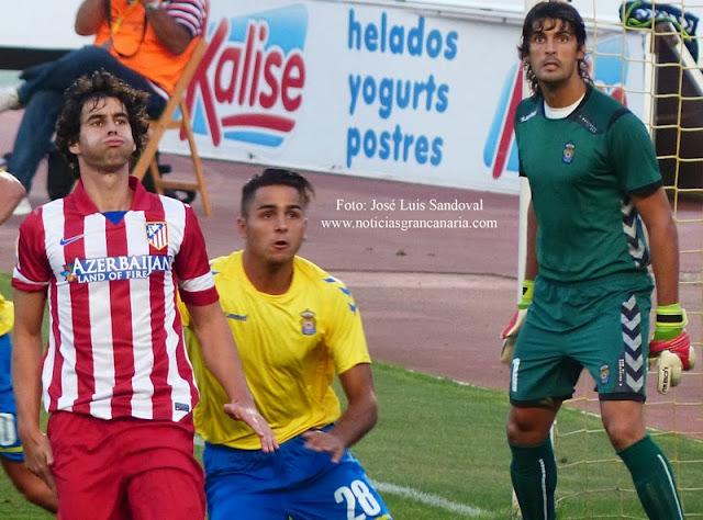 Fotos partido UD Las Palmas - Atlético de Madrid