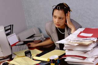 ciri-ciri stress