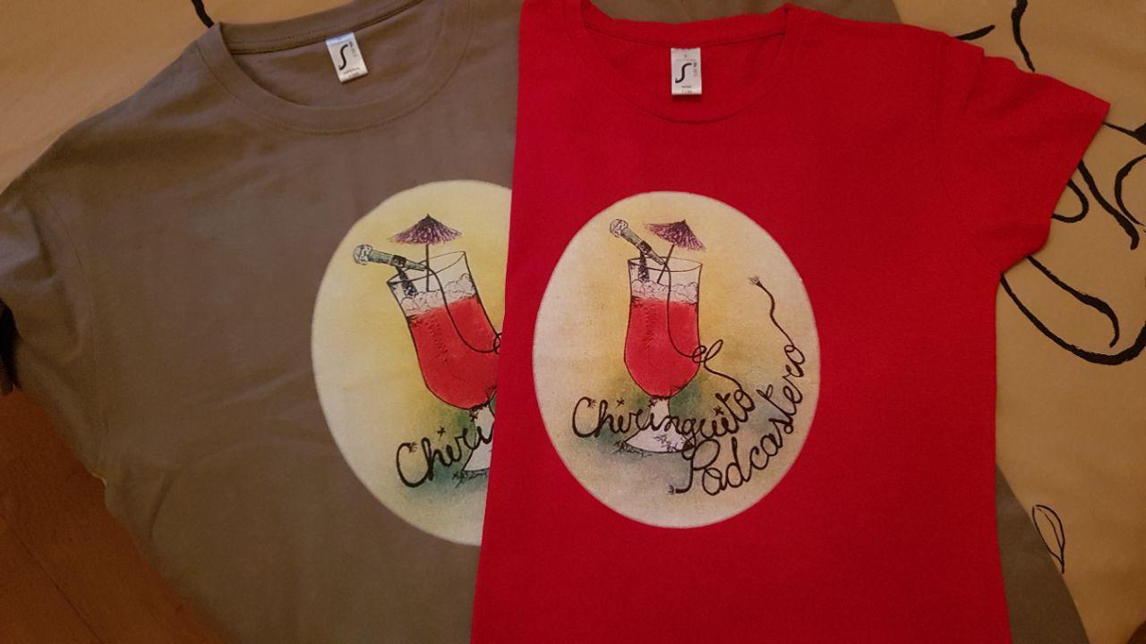 ¡Camisetas del Chiringuito!