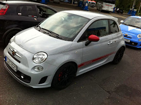 Ismail - Fiat 500 Abarth