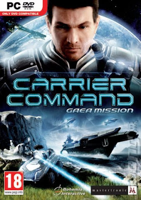 Carrier Command Gaea Mission 2012