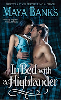 Review of In Bed With A Highlander by Maya Banks
