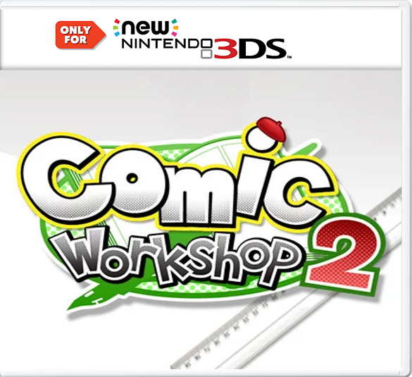 Comic Workshop 2 Decrypted 3DS EUR