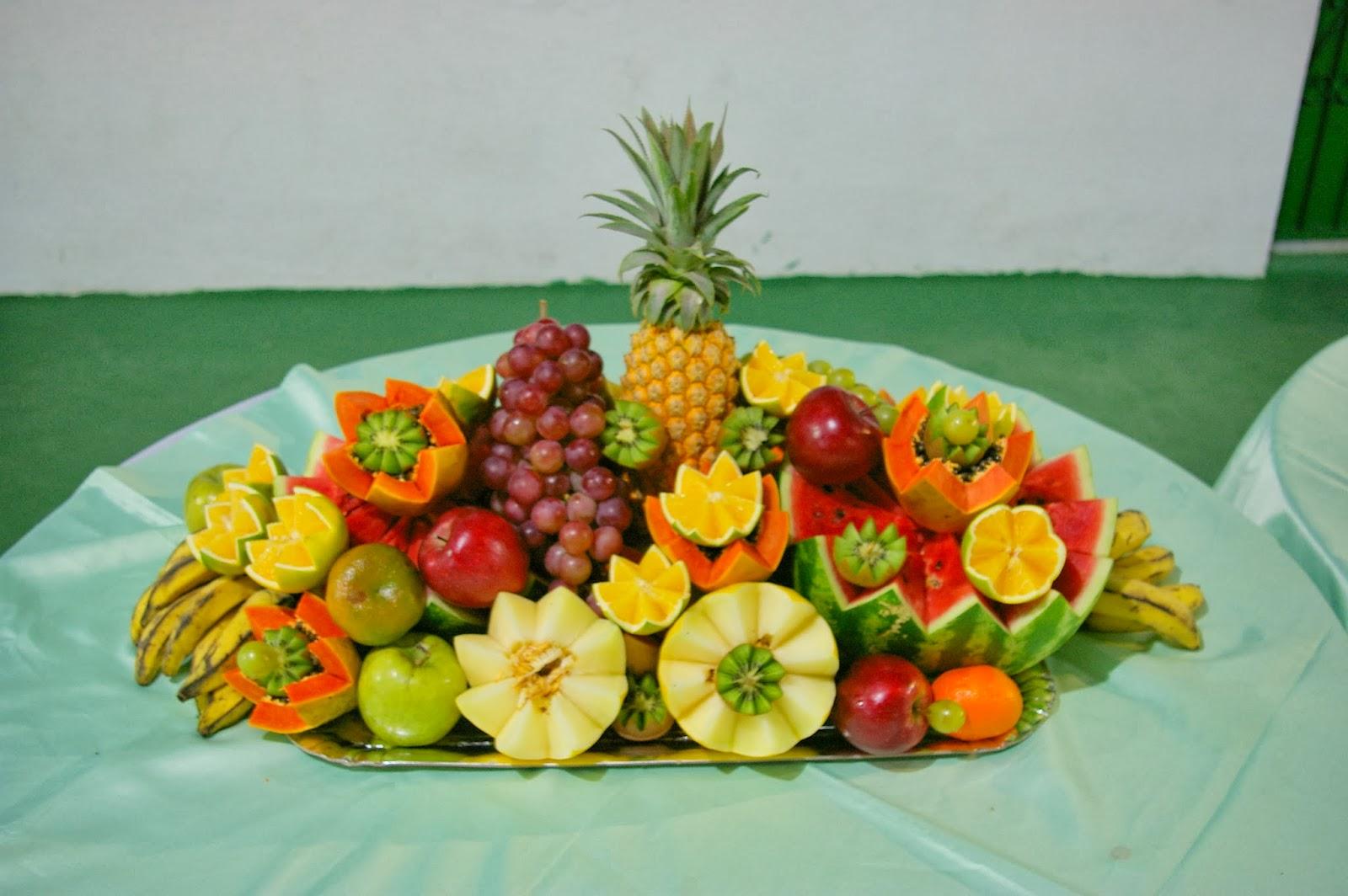 Infinito de Nós Decoraç u00e3o de Ano Novo -> Decoraçao Com Frutas Para Ano Novo