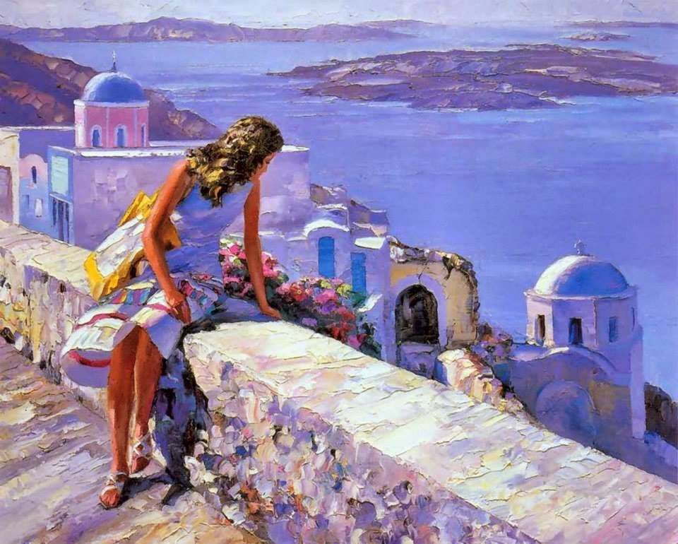 Pintura de Howard Behrens