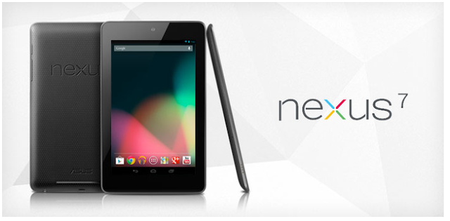 Google presenta 'Nexus Tab 7', su tableta con Android 4.1