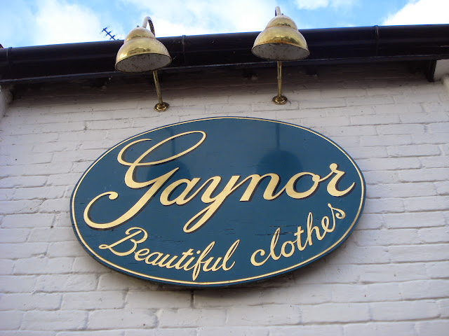 Gaynor's sign