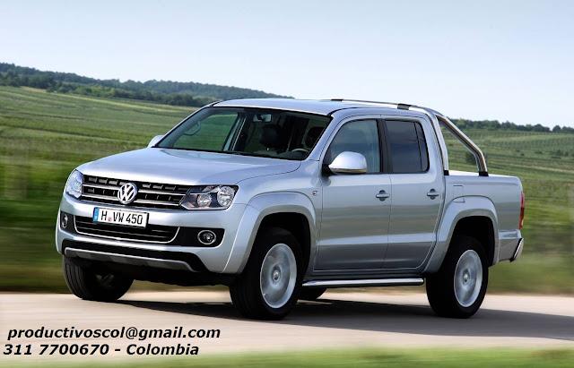 Venta Vehiculos Volkswagen Nuevos Camionetas Carga