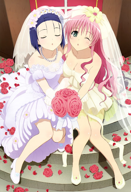 To Love Ru Darkness, new anime show 2012, new anime 2012