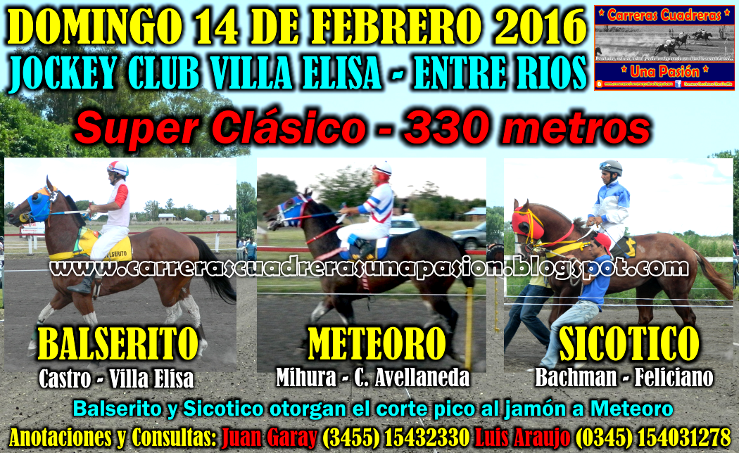 VILLA ELISA - CLASICO 325 - 2