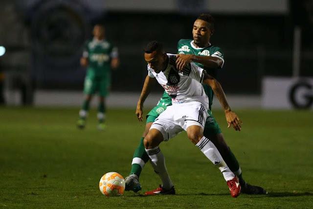 Chapecoense terá a vantagem do 0 a 0 na partida de volta Foto: Marcos Bezerra / Futura Press
