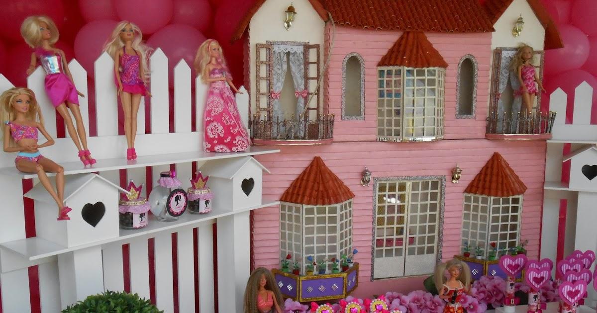 Festa Surpresa BH Barbie