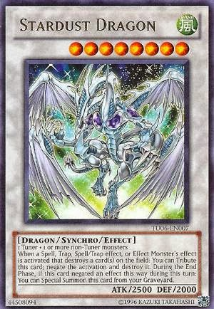 Yugioh 5ds Stardust Dragon Awesome Card Games: Th...