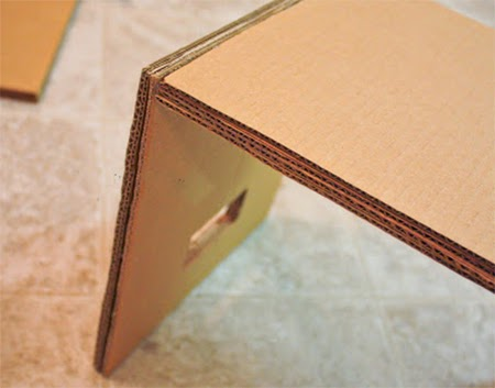 caixa organizadora, organizar, prateleiras, decoração, móveis, reciclagem, faça você mesmo, diy, caixa de papelão, caixas,