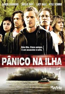 Filme Poster Pânico na Ilha DVDRip XviD Dual Audio & RMVB Dublado