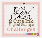 2 Cute Ink Challenge