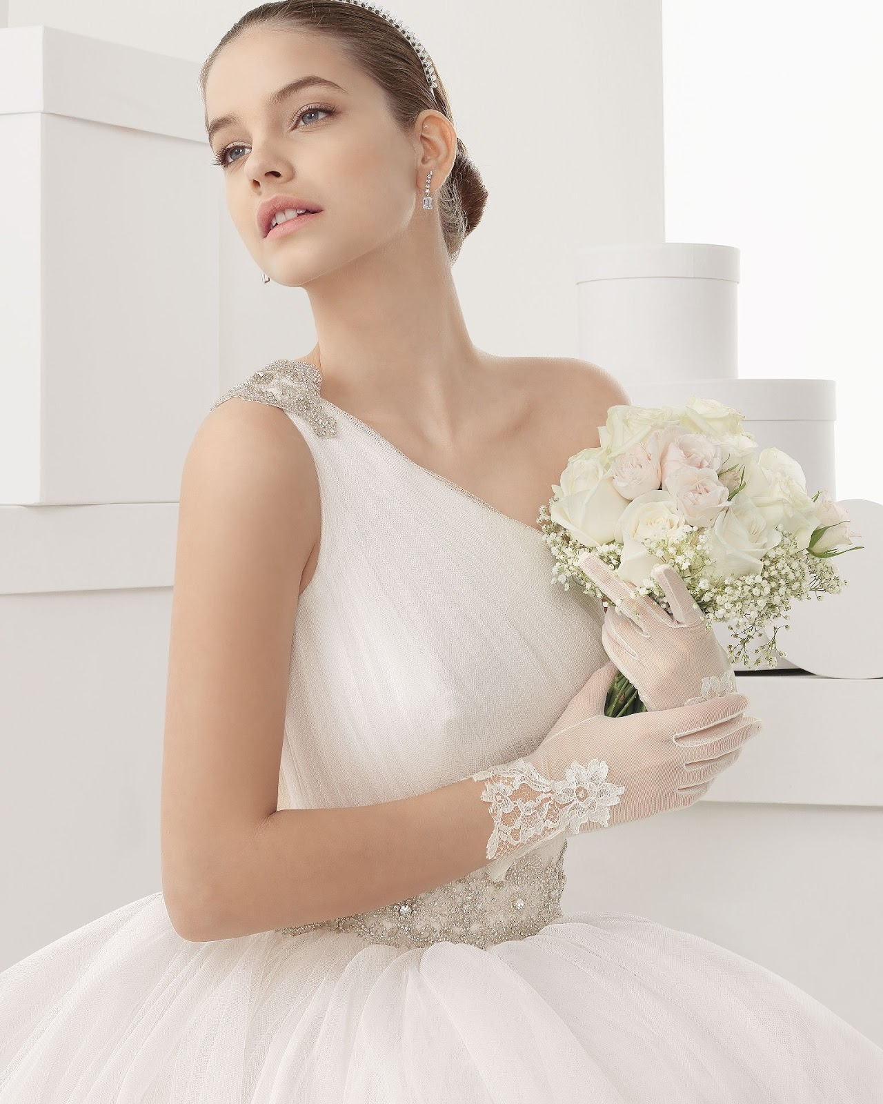 Rosa Clara Spring 2014 Bridal Collection