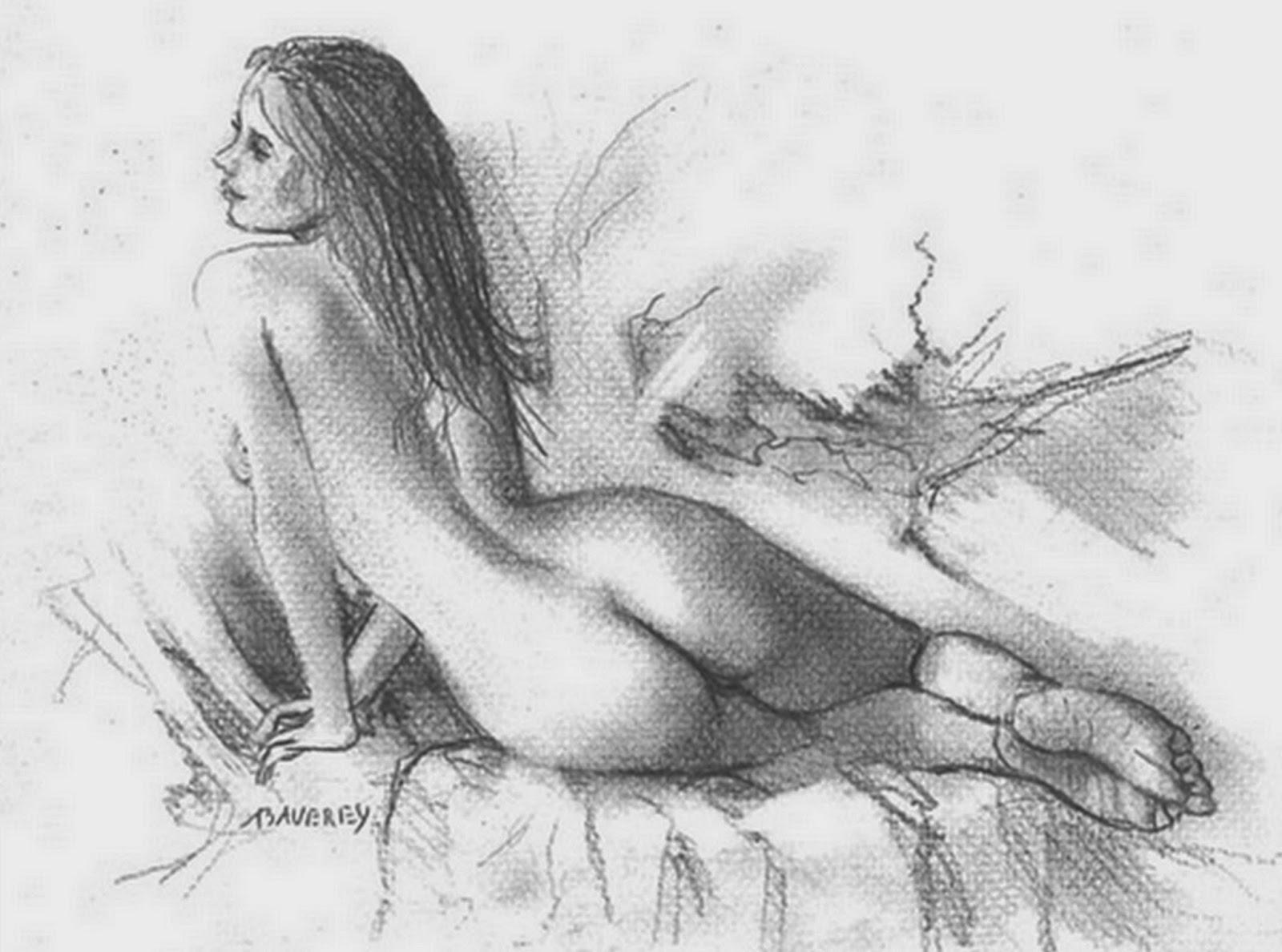 mujer-dibujada-a-lapiz