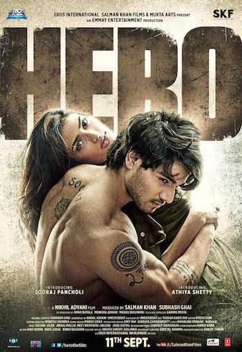 Hero 2015 Hindi Movie DVDScr 700mb BEST