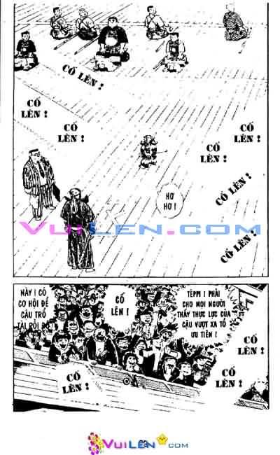 Siêu quậy Teppi chap 33 - Trang 96