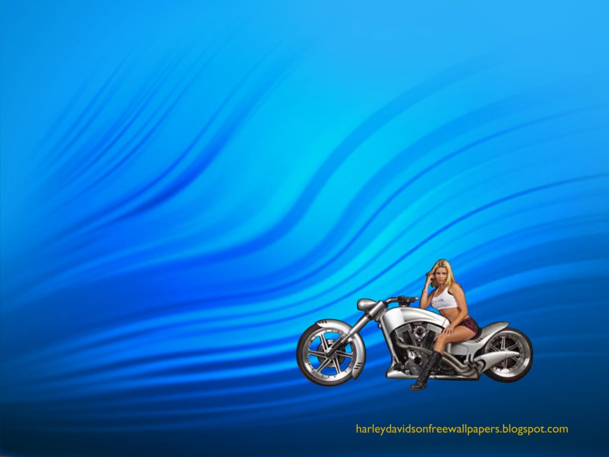 Harley-Davidson Wallpapers and Screensavers