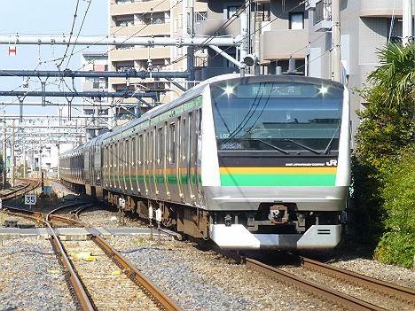 高崎線 普通 大宮行き E233系