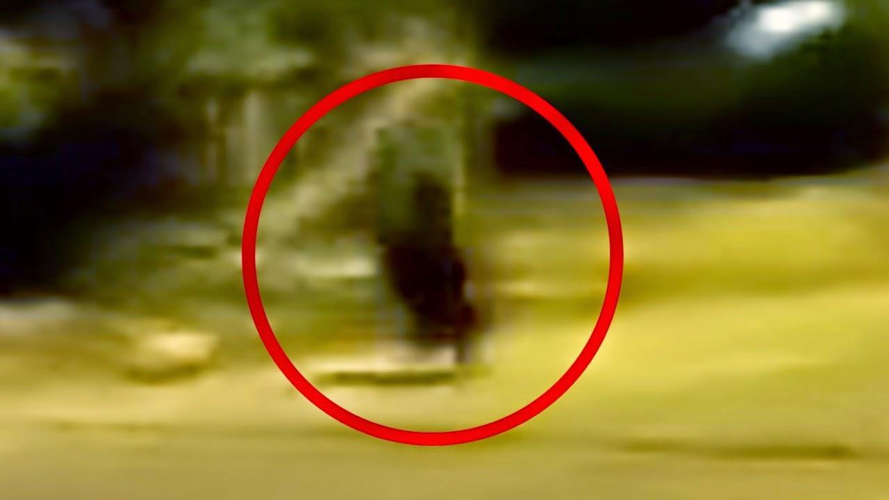 Little Alien Creature Filmed In Mexico