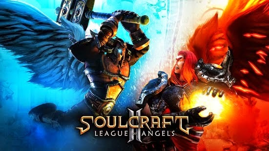 SoulCraft 2 League Of Angel Full Apk + Data