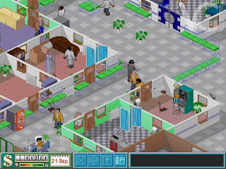 Free Download Games Theme Hospital PS1 ISO Full Version
