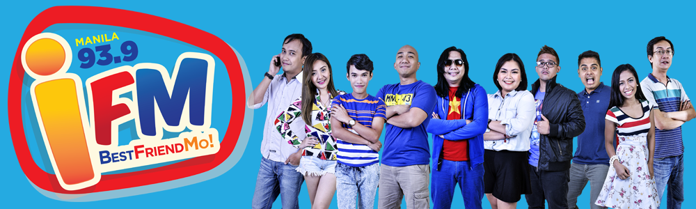93.9 iFM Manila Website