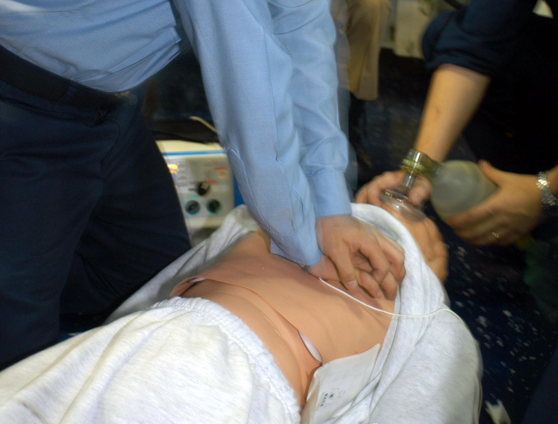 Reanimación tras parada cardiaca