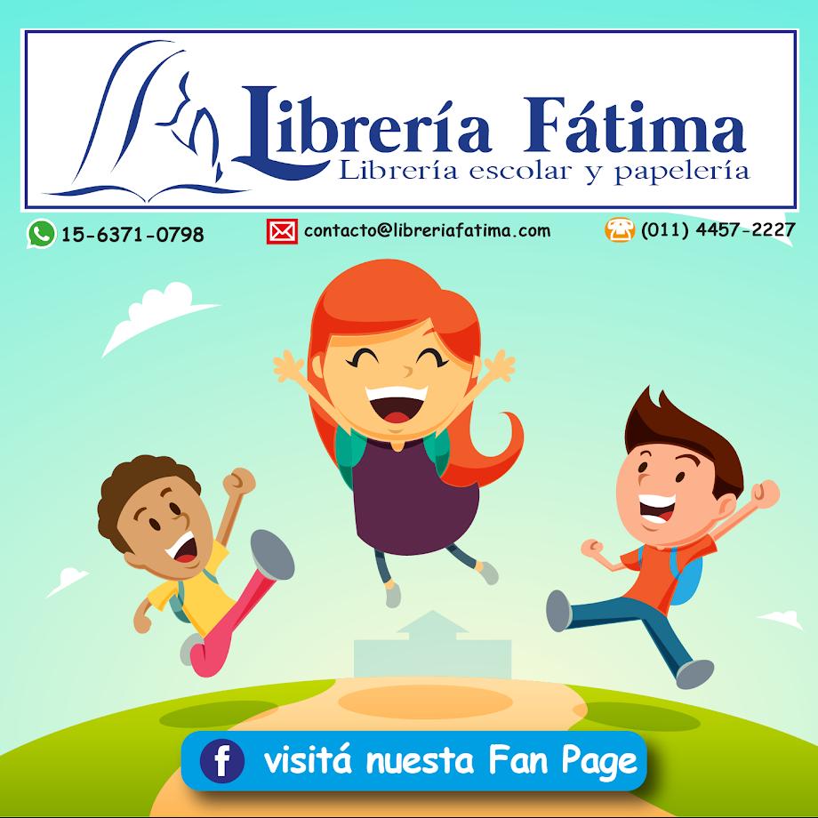 LIBRERÍA FÁTIMA || Librería Escolar y papelería