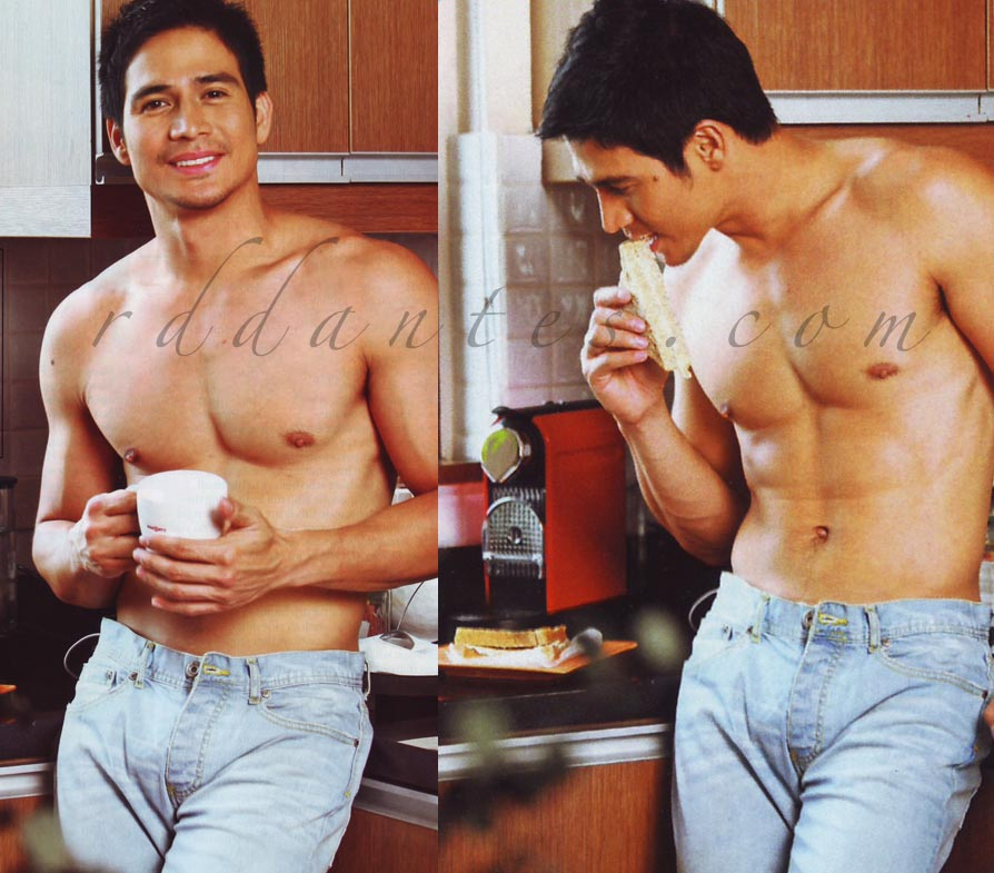 Think, Nude pictures of piolo pascual