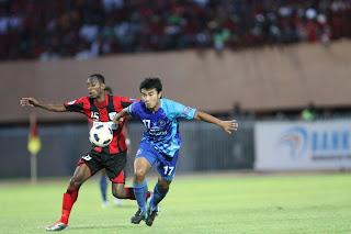 Hasil Chonburi FC vs Persipura Jayapura